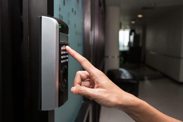 Access Control Installation | Modern Edge Technologies